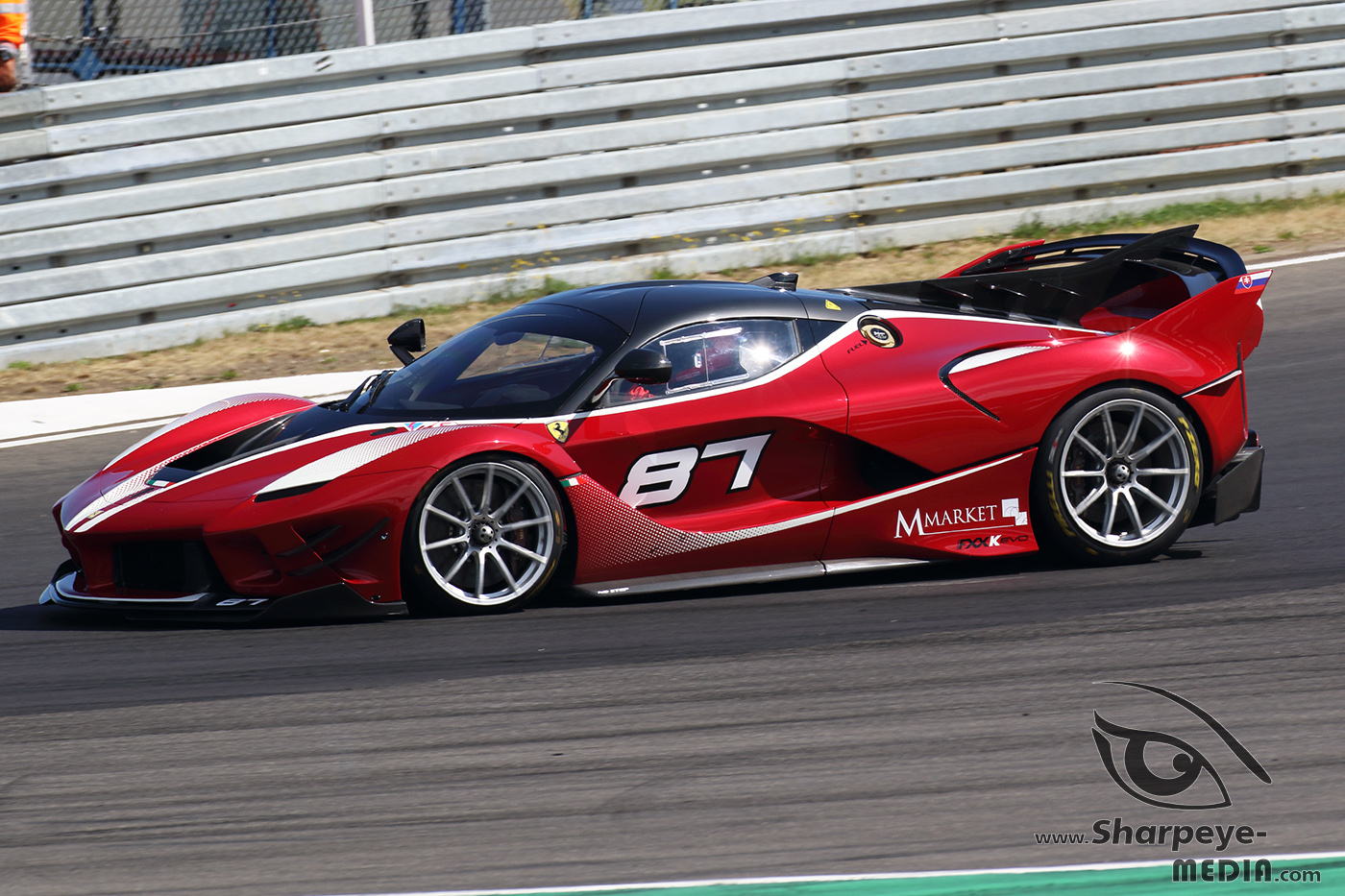 Ferrari Racing Days Nürburgring Deutschland 06 07 2019