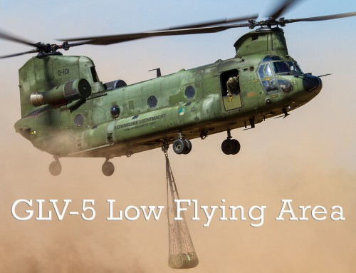 Helikopter in Action – GLV-5 Low Flying Area –